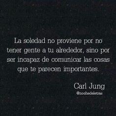 Frases psicológicas de Carl Jung para ser más Inteligente - Taringa!