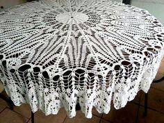 Foto del tejido a crochet de Susana