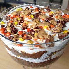 Trifle Cake, Trifle Dish, Trifle Recipe, Trifle Bowl Recipes, Recipe 4, Roll Recipe, Recipe Ideas, Low Fat Chocolate, Chocolate Cake Mixes