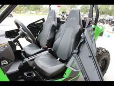 New 2016 Arctic Cat Wildcat Trail ATVs For Sale in Florida. 2016 Arctic Cat Wildcat Trail, Call (866) 374-0612 and ask for Ed. Se Habla Espánol. 2016 Arctic Cat® Wildcat Trail Features May Include: 700 Inline Twin 4-Stroke With Efi - 60+ Horsepower This 700cc, 4-stroke, twin-cylinder engine puts out 60+ horsepower, giving this Wildcat the best power-to-weight ratio in its class. Big things do come in a small package. Fox® Shock Double A-Arm Suspension With Anti-Sway Bar With a FOX…
