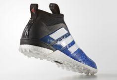buy online 4bdd1 38523 Adidas Ace Tango 17+ Purecontrol UCL Dragon TF Football Boots. Botas De  Fútbol Adidas