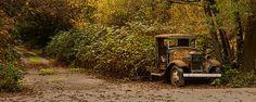 Title  Abandoned Truck   Artist  Bryant Coffey   Medium  Photograph - Photograph