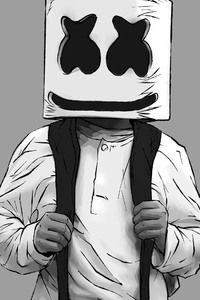 Marshmello Artwork