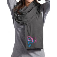 Delta Gamma scarf