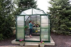 Special Offers - Grandio Elite 812 Greenhouse Kit  10mm Twin-Wall Polycarbonate Review - In stock & Free Shipping. You can save more money! Check It (December 01 2016 at 02:15AM) >> http://growlightusa.net/grandio-elite-8x12-greenhouse-kit-10mm-twin-wall-polycarbonate-review/