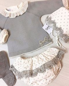 Baby Girl Cardigan Crochet Baby Jacket K - Diy Crafts - maallure Baby Knitting Patterns, Toddler Dress Patterns, Baby Outfits, Kids Outfits, Crochet Baby Jacket, Crochet Baby Hats, Baby Girl Cardigans, Baby Sweaters, Knitted Baby Clothes