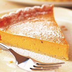 butternut pie