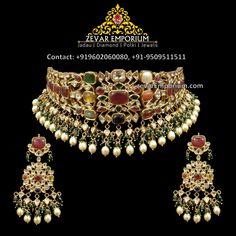 Real Gold Kundan Meena Diamond Polki Jewellery, Kundan Meena RANI-HAR, Royal Kundan Meena Polki Sets, Kundan-Meena Necklace with Diamond Polki and Celebrities Kundan Meena Polki Set, Victorian Jewellery, Sterling Silver jewellery