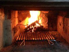 il forno all'aperto