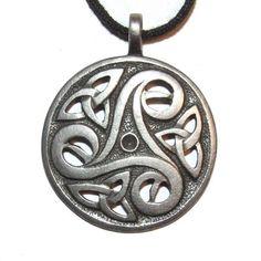 Celtic Amulet Triskel