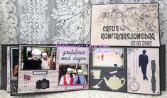 Karins-kortemakeri: Album x 9 inc Smash Book, Gallery Wall, Album, Frame, Decor, Creative, Picture Frame, Decoration, Decorating