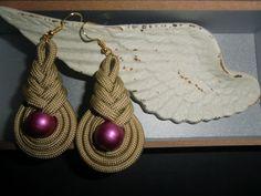 Ohrhänger - JanuarTraum -  schmück das Ohr - ein Designerstück von Patikreli bei DaWanda