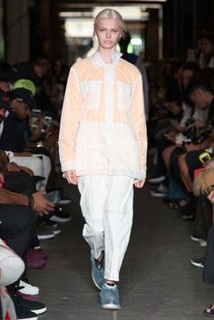 Public School Spring 2018 Ready-to-Wear  Fashion Show Collection