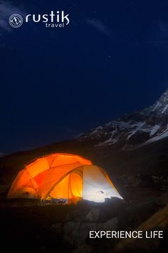 Meru Base Camp Trek www.rustiktravel.com
