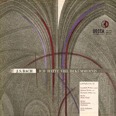 Symphonie Fantastique: Ich Hatte Viel Bekümmernis (1953) - Design by Erik Nitsche