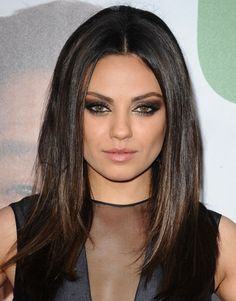 Mila Kunis eye makeup for homecoming please! @Maxime Groen
