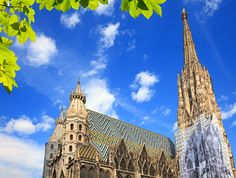shutterstock_262762247 Vienna, Barcelona Cathedral, Building, Travel, Viajes, Buildings, Destinations, Traveling, Trips