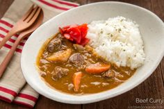 Beef Curry   Easy Japanese Recipes at JustOneCookbook.com