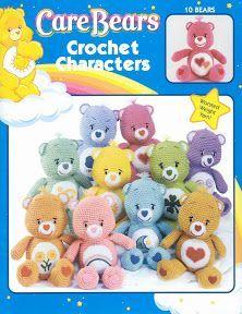 care bears crochet patterns