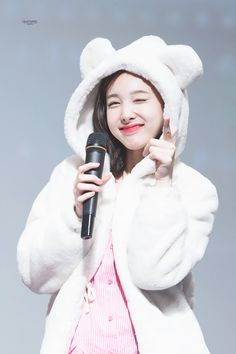 Mornings with twice nayeon // // Kpop Girl Groups, Korean Girl Groups, Kpop Girls, K Pop, Twice Once, Nayeon Twice, Im Nayeon, Hirai Momo, Dahyun