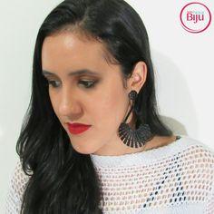 Maxi brinco 🔝 Olha o  verão  chegando  galera!  wwww.minhanovabiju.com.br 📱Whatsapp: (71) 99165-0201 🚚 Frete  grátis para Salvador!  #minhanovabiju #acessoriosfemininos #acessorios  #maxibrinco #brincoconcha #lojaonline  #bijuterias #bijuteriasfinas #modafeminina #modacasual  #salvadorbahia #enviamosparatodobrasil