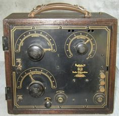 Electrical Projects, Electronics Projects, Radio Design, Antique Radio, Oral History, Phonograph, Modular Design, Retro Furniture, Ham Radio