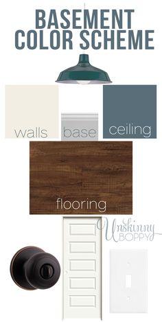 Diy Painted Basement Ceiling Project Pinterest