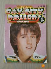 The Official Bay City Rollers Magazine - No. 19 - June 1976
