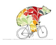 мишка на велосипеде рисунки: 5 тыс изображений найдено в Яндекс.Картинках
