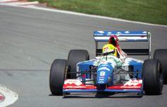 Footwork Arrows with Christian Fittipaldi 1994