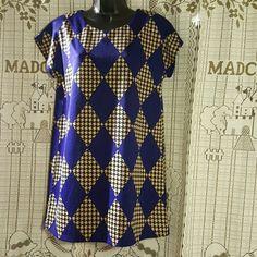 Fashion Mini dress Blue. Size: M. from Korea Dresses Mini