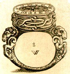 Enamel Miniatures - Ring II | Miniatury emalierskie - Ewa Buksa-Klinowska Enamel, Miniatures, Rings, Projects, Accessories, Log Projects, Polish, Enamels, Ring