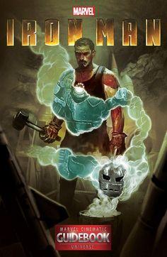 Guidebook to the Marvel Cinematic Universe - Marvel's Iron Man – GetComics