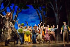 Big Fish on Broadway Theatre Plays, Musical Theatre, Broadway Nyc, Broadway Shows, Broadway Theatre, Neil Simon Theatre, Fish Costume, Theatre Reviews, Architecture Tattoo