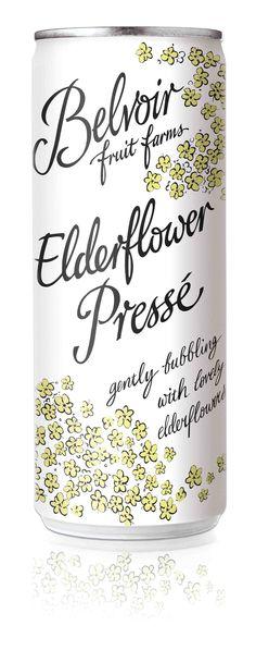 https://flic.kr/p/ei4ULw   Belvoir Fruit Farms Elderflower Pressé   Belvoir Fruit Farms launches lemonade in 250ml can.
