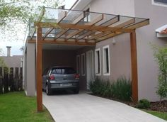 Telhado garagem