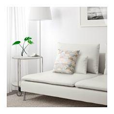 The best apartment sofas and small sectionals: IKEA - SÖDERHAMN #sofa #apartmentdecor