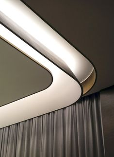 Interior Ceiling Design, False Ceiling Design, Office Interior Design, Interior Lighting, Luxury Interior, Interior Design Inspiration, Cl Design, House Design, Architecture Details