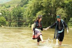honeymoon in Sapa