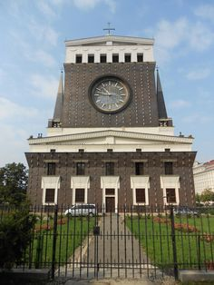 Czech Republic - Church of the most Sacred Heart of Our Lord