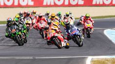 From Vroom Mag... Industry news: Dorna Sports extends TV rights distribution agreement with IMG until 2020