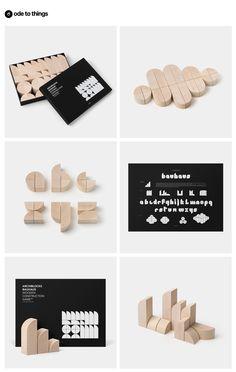 Archiblocks Bauhaus—Ode to Things