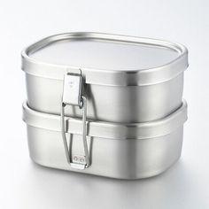 ڳŷԾۥ֥> ˼> ܥåʤȢˡϥ Stainless Steel Lunch Box, Dry Well, Bento Box, Metal, Kitchen Tools, Diy Kitchen Appliances, Kitchen Gadgets, Lunch Box, Kitchen Supplies