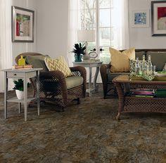 Sicilian Slate 36980 | Luxury Vinyl Tile Flooring | IVC US Floors Buy this at Laramie Flooring & Interiors in Laramie, WY.