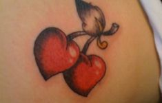heart tattoos for women
