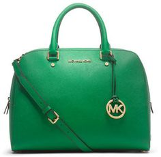 Thx, dear friend Jean. This is really green~ green MK bag