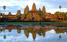 Lugares que deberías ver antes de hacerte viejo: Angkor (Camboya)