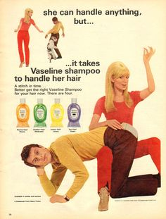 Vaseline advertisement vintage loop gr2 2
