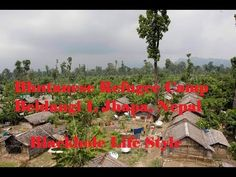 Bhutanese Refugee Camp, Beldangi One, Damak, Jhapa, Nepal | BH