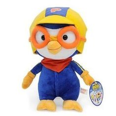 Pororo Plush Doll 28cm by Pororo. $22.59. **Ship from South Korea, delivery will takes around 6-12 business days.